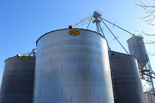 Bins - Storage silos